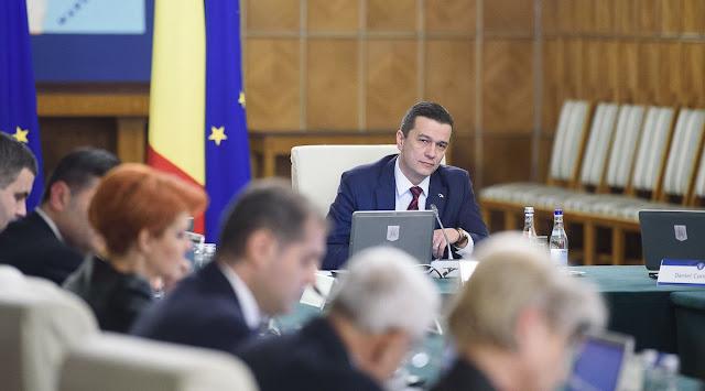 Mutare-FULGER la Guvern. A FOST DEMIS! Decizia premierului Grindeanu este IREVOCABILĂ. Documentul a fost deja publicat în Monitorul Oficial