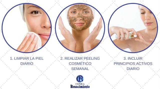 3 Consejos tras un tratamiento facial