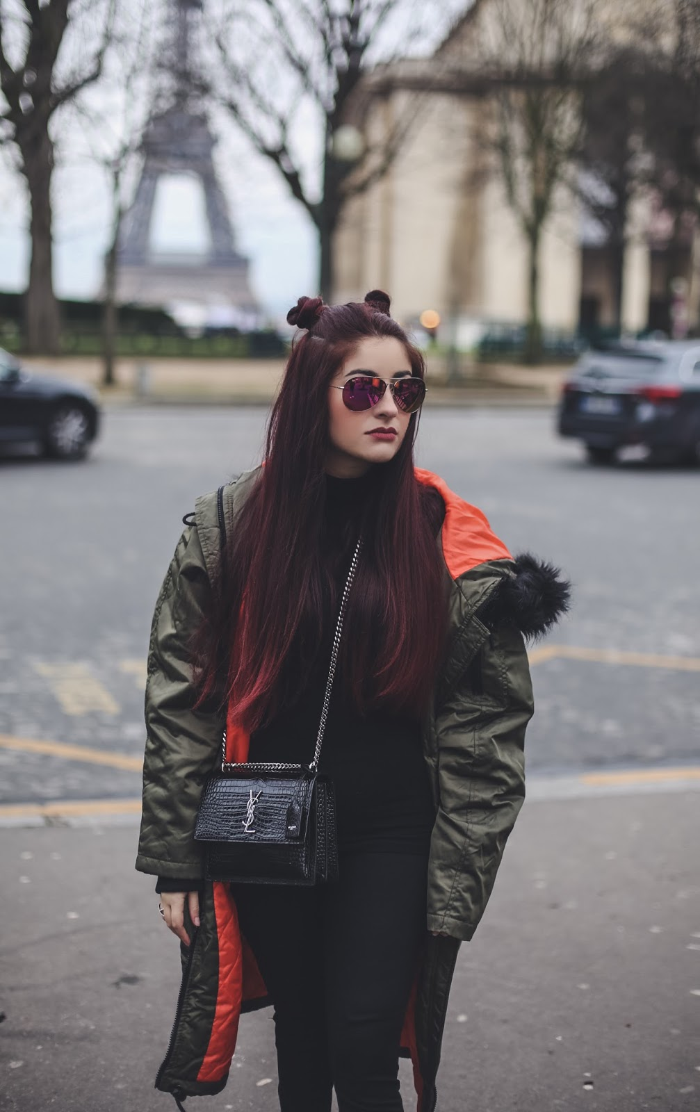 parka oversize blog mode paris