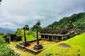 Kavaledurga Fort, Karnataka