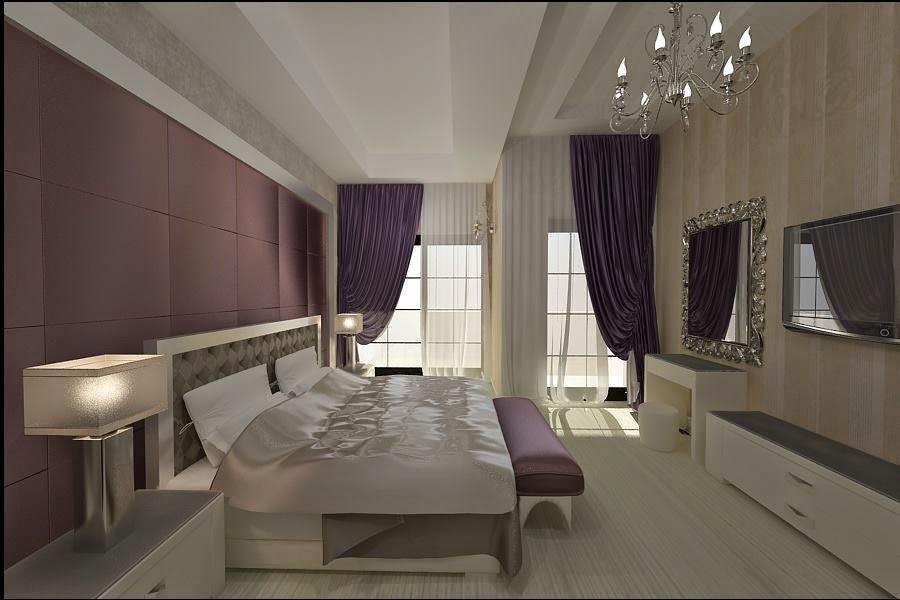 Design interior dormitor vila moderna Constanta | Amenajari interioare Constanta | Arhitect Constanta