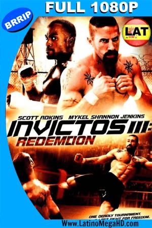 Invicto 3: Redención (2010) Latino Full HD 1080P ()