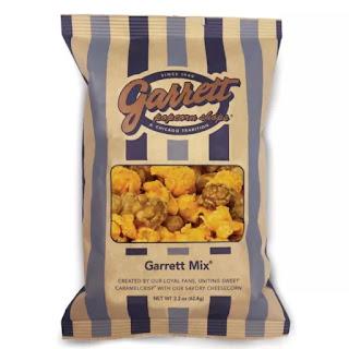 oleh oleh khas malaysia - garrett popcorn