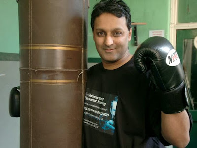 Dr. Susant Varma who was sacked by his health care employers for using false identities has since changed his name to James Bond by Deed Poll - claiming his fitness classes are to help women increase their body confidence.