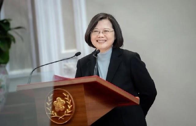 ताइवान चुनाव में राष्ट्रपति साई इंग वेन की जीत, चीन को करारा झटका