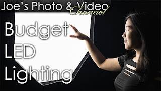 Build Your Own Pair Of Budget LED Video Lights For Less Then $150 - Photography Tips