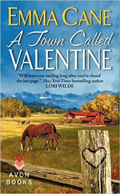 a town called valentine, emma cane, book review