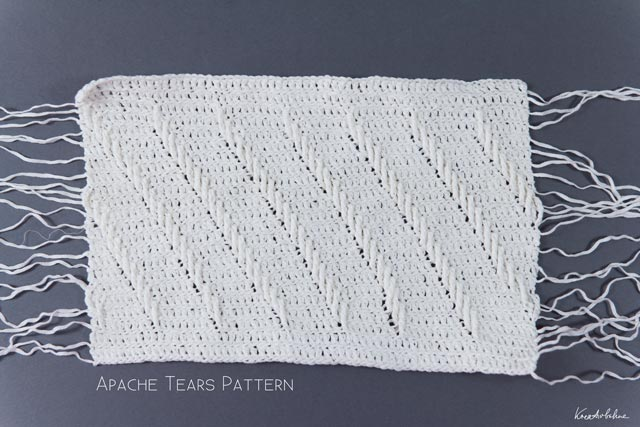 Apache Tears Pattern
