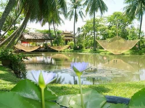Binh Quoi tourist village 15