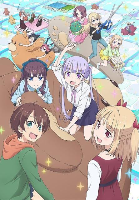 Anime New Game Season 2 Dipastikan Rilis Pada 11 Juli 2017