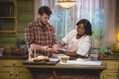 Sam Worthington and Octavia Spencer in The Shack