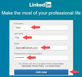 how to promote business with linkedin