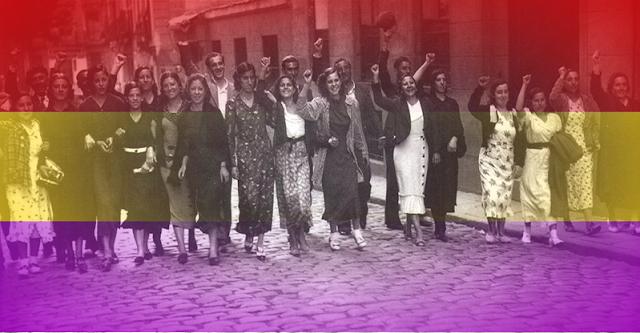 Las mujeres y la II República