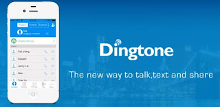 Dingtone - Free Phone Calls & Free Text Messaging (iOS App)