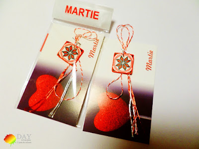 Martisor traditional 1..... 2 cm....5 lei buc