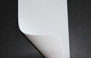 مظلات قماش الماني كوري بي في سي بولي ايثيلين