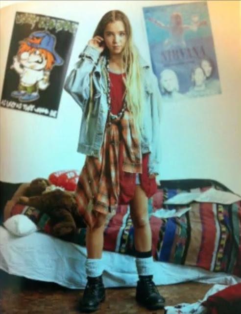 Adolescente anos 90