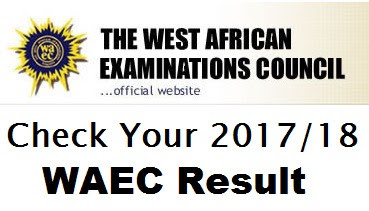 WAEC Result 2018/2019