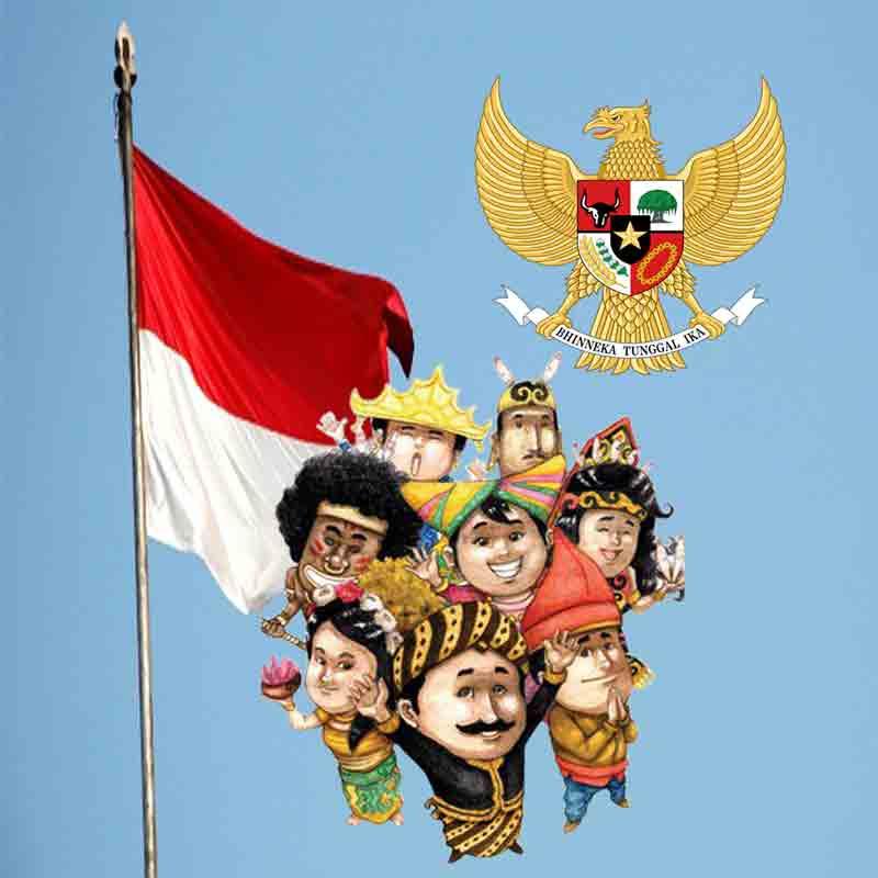 Keragaman Suku Bangsa dan Budaya di Indonesia (34 Provinsi ...