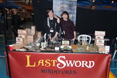 Stand de Last Sword Miniatures