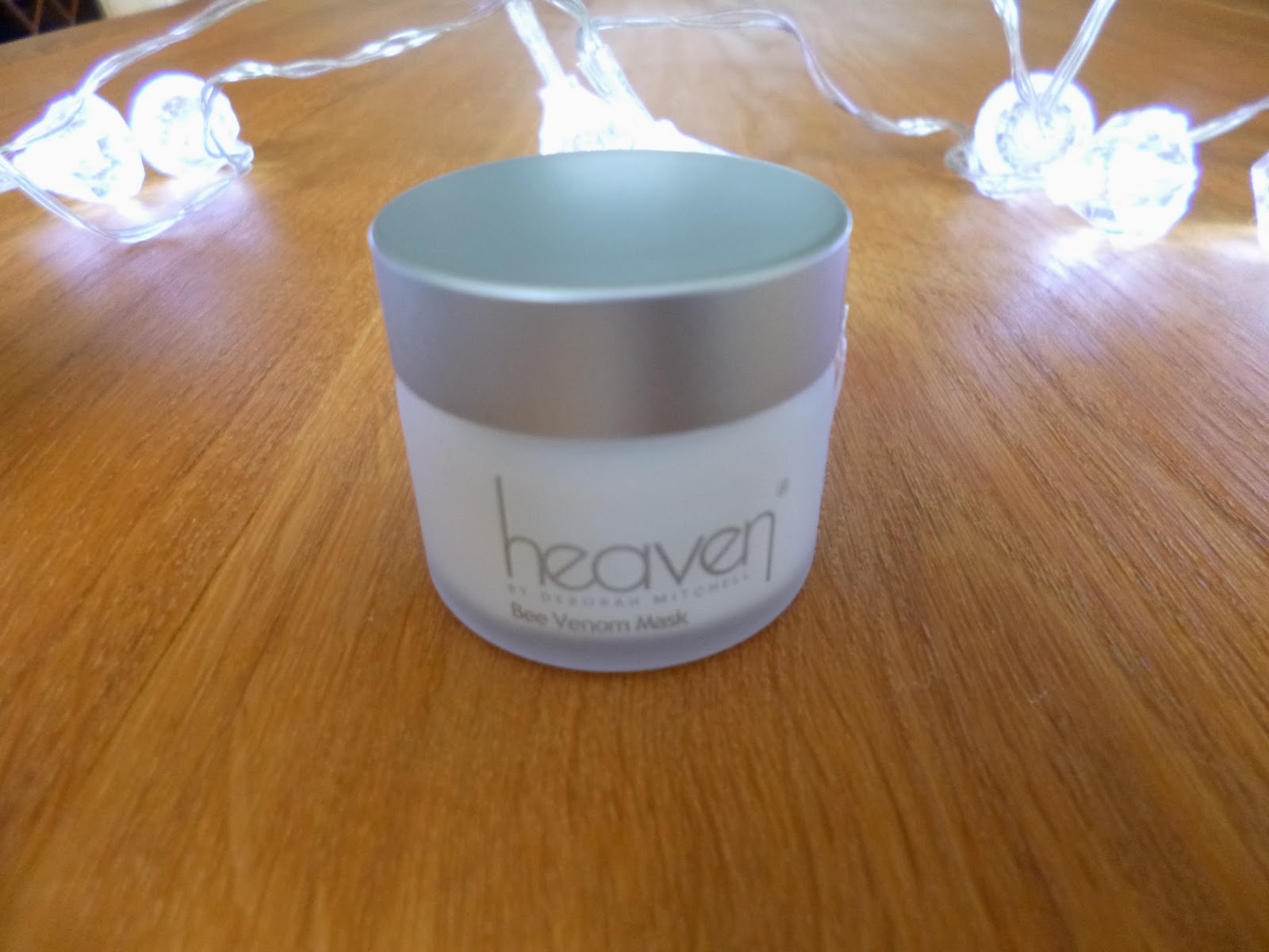 Heaven-skincare-bee-venom-face-mask