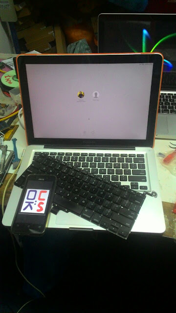 [SOLVED] REPAIR KEYBOARD MACBOOK PRO A1278 | KEDAI REPAIR MACBOOK 7