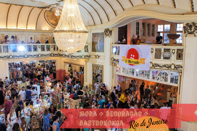 Foto Evento O Mercado