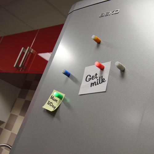 15 Cool Fridge Magnets and Creative Fridge Magnet Designs ...