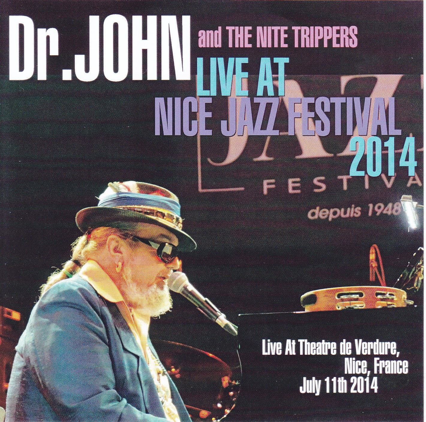 World Of BOOTLEGS: BOOTLEG : Dr John & The Nite Trippers