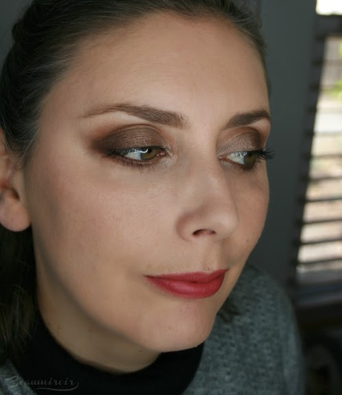 fotd full face look motd lotd