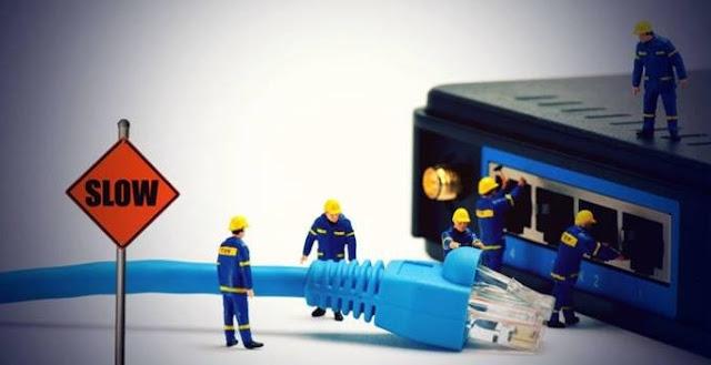 10 Trik Ampuh Mempercepat Koneksi Internet