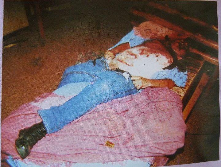 Image result for eugene terreblanche murder