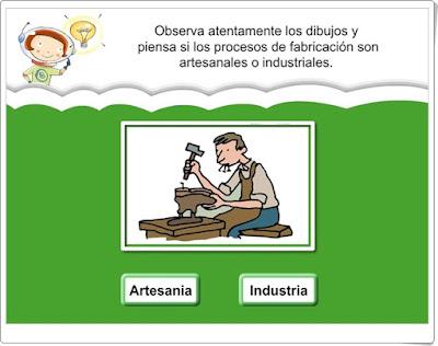 Artesanía e industria Ediciones Bromera 2º de Primaria
