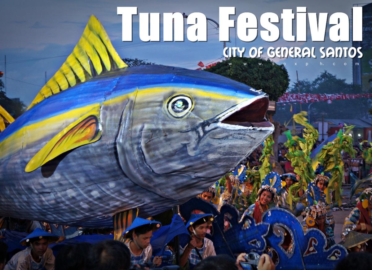 Gensan's Tuna Festival 2017