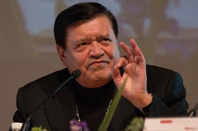 El ano, según el cardenal Norberto Rivera