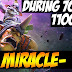 Miracle- Alchemist 1100GPM DURING 70 MINUTES