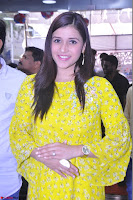Mannara Chopra Looks Cute in Yellow Salwar Suit ~  Exclusive 47.JPG
