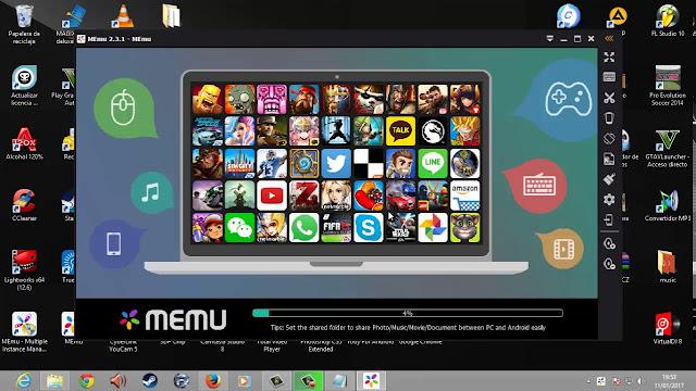 برنامج, MEmu, مشغل, تطبيقات, والعاب, اندرويد, على, الكمبيوتر, اخر, اصدار