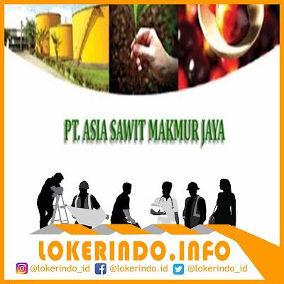 Loker PT Asia Sawit Makmur Jaya