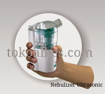 alat nebulizer ultrasonic