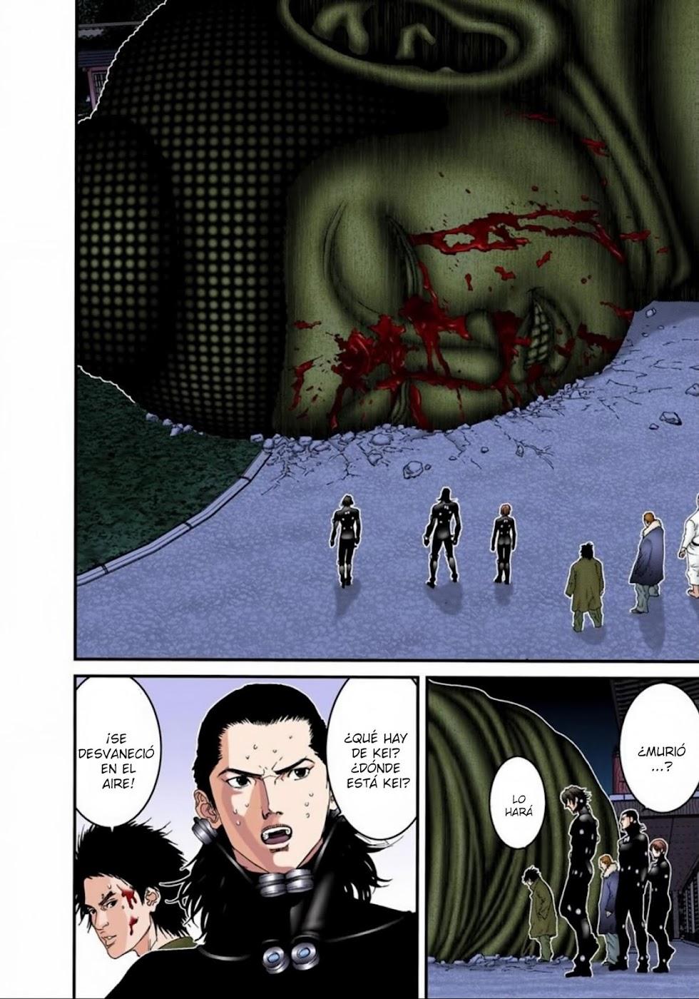 Gantz Chap 74: Matanza trang 6