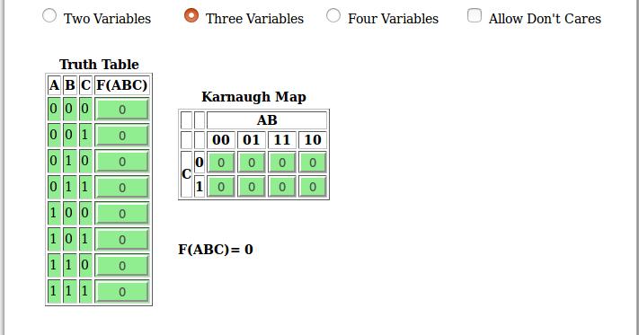 software mapa de karnaugh online dating