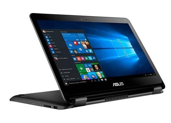 Notebook 2 em 1 Vivobook Flip Asus TP301UA com Windows 10 Home