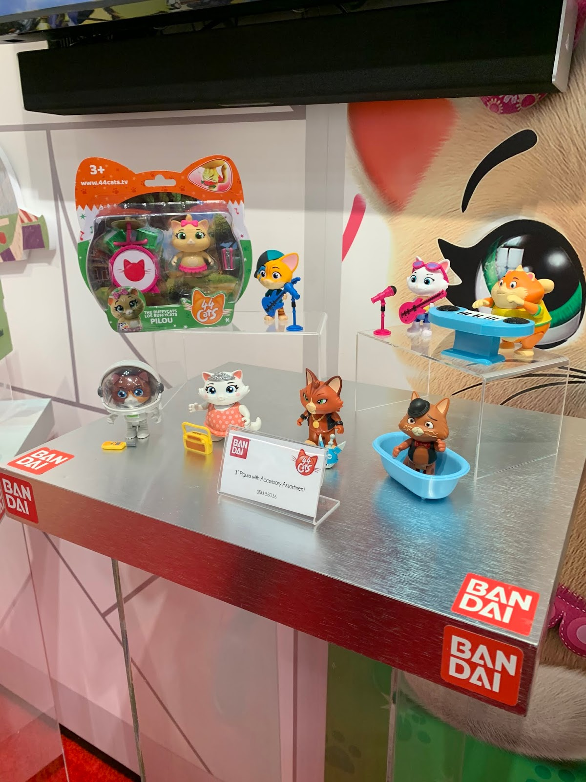 Nick Jr 44 Cats : NickALive!:, Nickelodeon, International, Acquires, Cats', Season