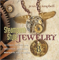 Books I'm In: Steampunk Style Jewelry