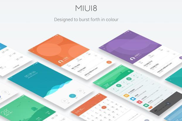 MIUI colours
