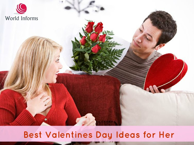 Best valentines day ideas for her world informs for Creative valentines day ideas for her