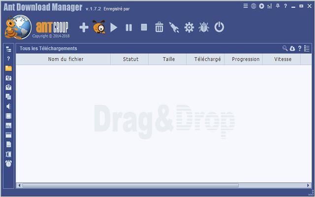 تحميل وتفعيل برنامج التحميل Ant Download Manager 1.7.2 البديل لأنترنت دونالد منجر
