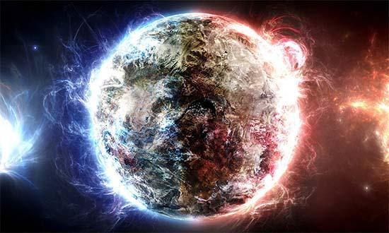 La Tierra puede estar cerca de invertir sus polos