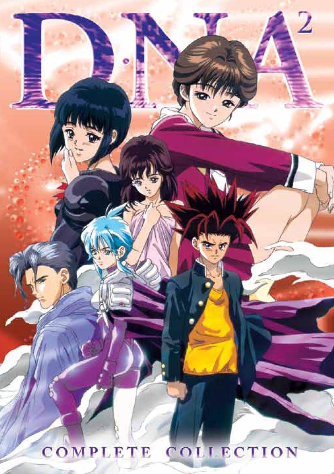 Recomendaciones Animetro: DNA2 - Animetro